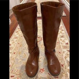 Naturalizer vegan leather boots